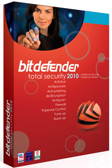 BitDefender Total Security (1 year/1 user)