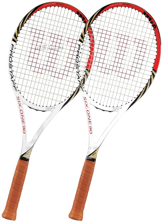 Vợt tennis Wilson Pro Staff Six One 90 BLX WRT7102